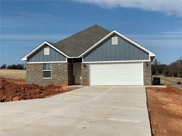 4524 Kindling Avenue, Guthrie, OK 73044 (MLS #897417) :: Homestead & Co