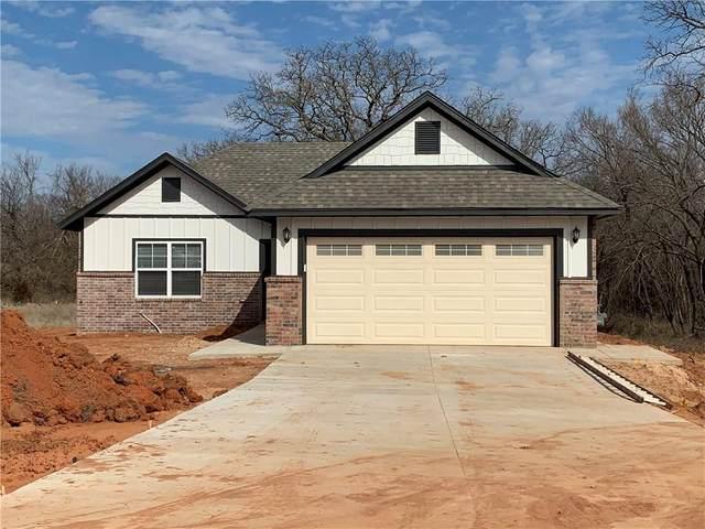 4548 Kindling Avenue, Guthrie, OK 73044 (MLS #897418) :: Homestead & Co