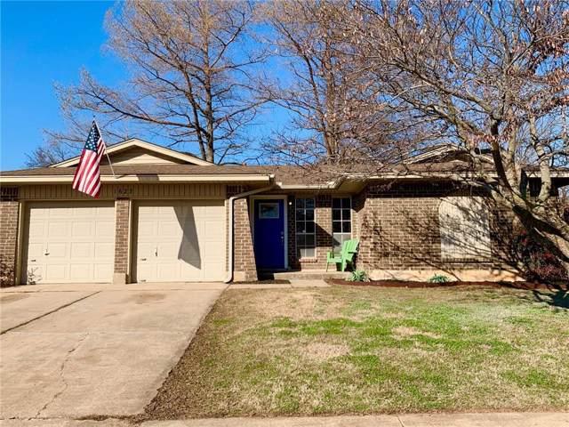 1627 Village Drive, Norman, OK 73071 (MLS #897691) :: Homestead & Co