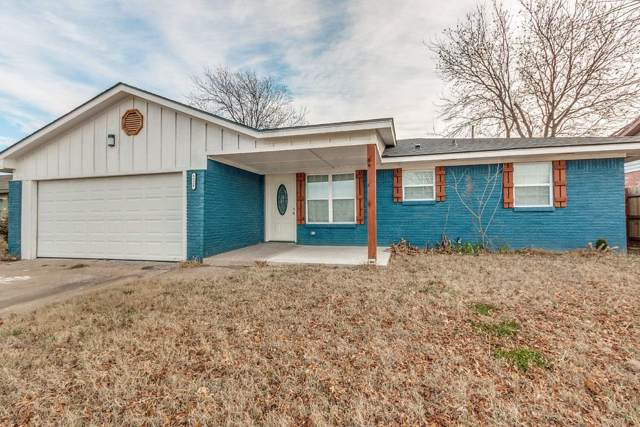 5320 S Independence Avenue, Oklahoma City, OK 73119 (MLS #897786) :: Homestead & Co