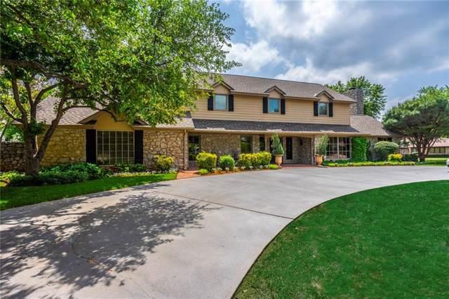 12000 Brookhollow Road, Oklahoma City, OK 73120 (MLS #897898) :: Homestead & Co