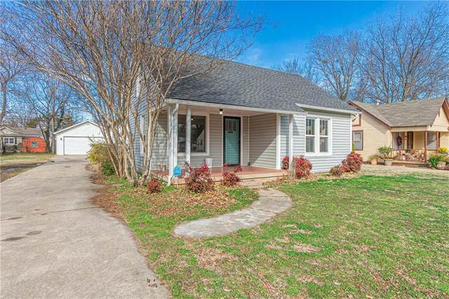 1127 W Symmes Street, Norman, OK 73069 (MLS #898056) :: Homestead & Co