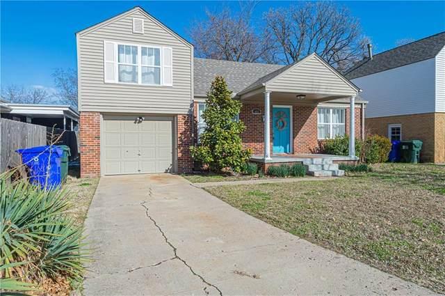 323 Emelyn Street, Norman, OK 73071 (MLS #898081) :: Homestead & Co