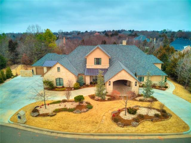 12101 Stonemill Manor Court, Oklahoma City, OK 73131 (MLS #898253) :: Homestead & Co
