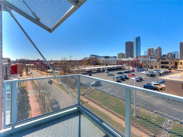 444 N Central #305 Avenue, Oklahoma City, OK 73104 (MLS #898287) :: Homestead & Co