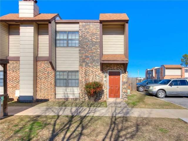 401 SE 12th Avenue #207, Norman, OK 73071 (MLS #898593) :: Homestead & Co