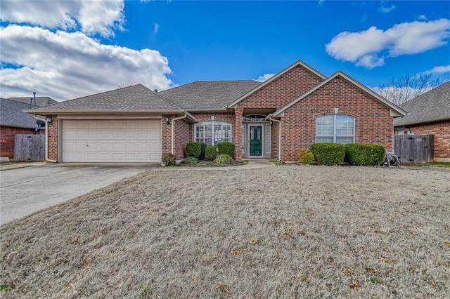 3908 Worthington Drive, Norman, OK 73072 (MLS #898867) :: Erhardt Group at Keller Williams Mulinix OKC