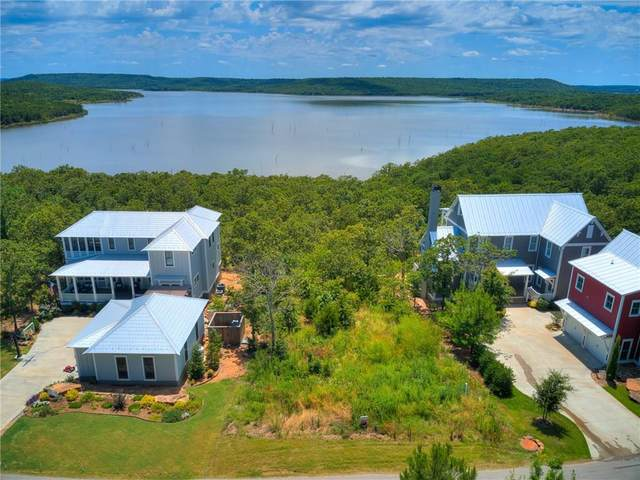 84 Ridgeline Road, Carlton Landing, OK 74432 (MLS #898887) :: Homestead & Co