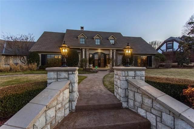 3300 Quail Creek Road, Oklahoma City, OK 73120 (MLS #898950) :: Keri Gray Homes