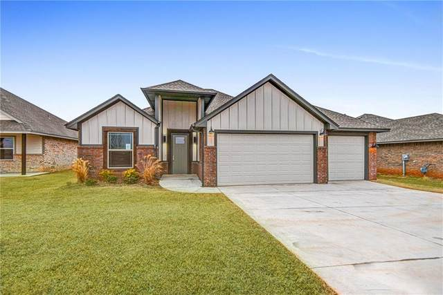 17641 Macarthur Park Road, Edmond, OK 73012 (MLS #899062) :: Keri Gray Homes
