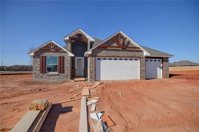 6333 NW 177th Circle, Edmond, OK 73012 (MLS #899070) :: Keri Gray Homes