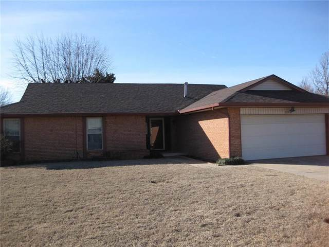513 SW 24th Street, El Reno, OK 73036 (MLS #899240) :: Keri Gray Homes
