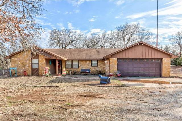 2528 E Osage Road, Marlow, OK 73055 (MLS #899241) :: Homestead & Co