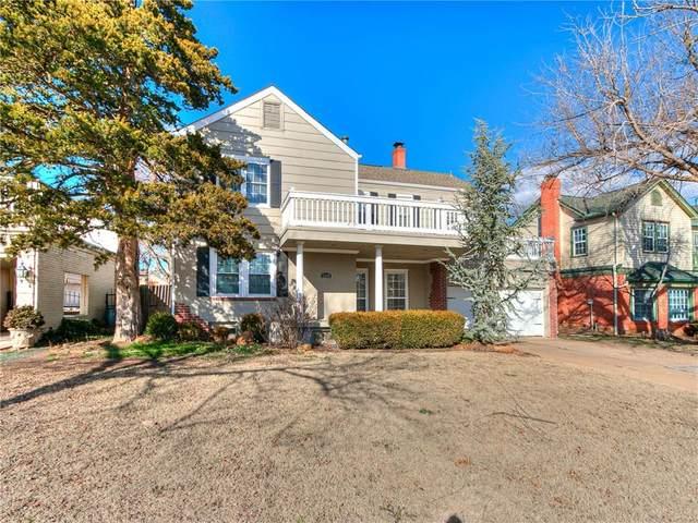 1117 Tedford Way, Nichols Hills, OK 73116 (MLS #899262) :: The Oklahoma Real Estate Group