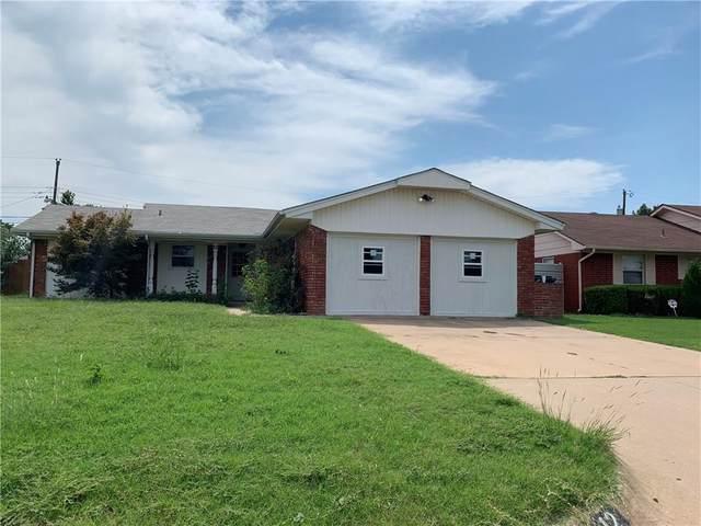12 SW 64th Terrace, Oklahoma City, OK 73159 (MLS #899263) :: Homestead & Co