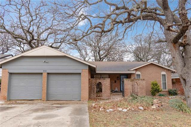 8101 NW 19th Street, Oklahoma City, OK 73127 (MLS #899480) :: Homestead & Co