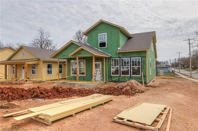 1700 NE Euclid Street, Oklahoma City, OK 73117 (MLS #899647) :: Homestead & Co