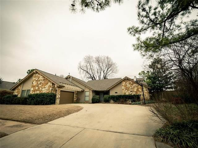 911 Thistlewood Drive, Norman, OK 73072 (MLS #899695) :: Homestead & Co