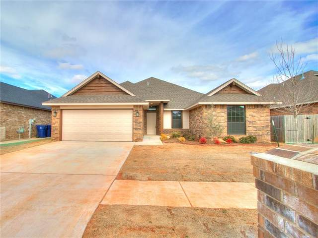12721 NW 137th Street, Piedmont, OK 73078 (MLS #899715) :: The Oklahoma Real Estate Group