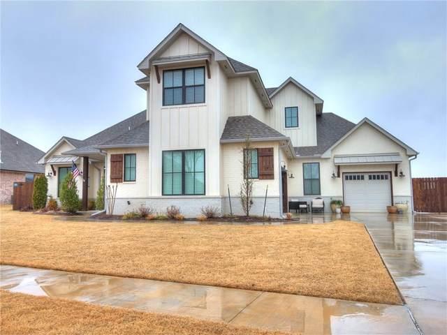 3805 Hunter Glen Drive, Oklahoma City, OK 73179 (MLS #899759) :: Homestead & Co