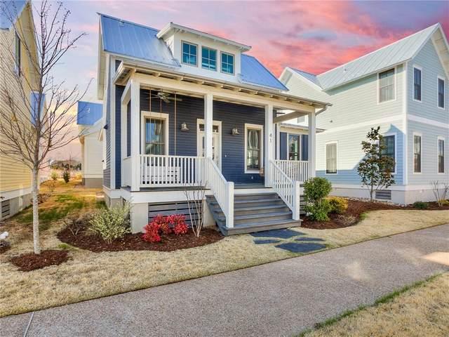 41 Center Lane, Eufaula, OK 74432 (MLS #900080) :: Homestead & Co
