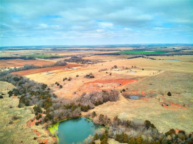 27744 State Highway 33 Highway, Cashion, OK 73016 (MLS #900342) :: Homestead & Co