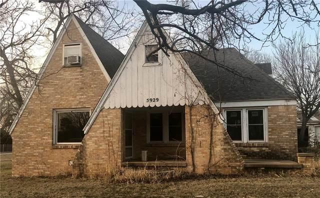 5929 NW 52nd Street, Warr Acres, OK 73122 (MLS #900351) :: Homestead & Co