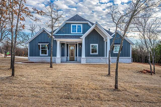 3475 Turtle Hill, Guthrie, OK 73044 (MLS #900422) :: ClearPoint Realty