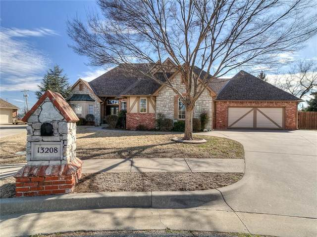 13208 Regal Vintage Road, Oklahoma City, OK 73170 (MLS #900577) :: Homestead & Co