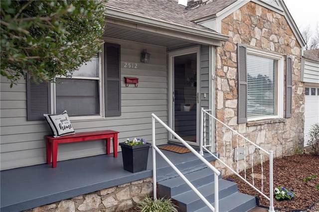 2512 NW 31st Street, Oklahoma City, OK 73112 (MLS #900669) :: Homestead & Co