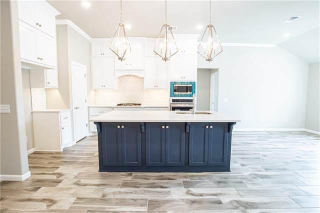 10320 SW 23rd Street, Yukon, OK 73099 (MLS #900840) :: Keri Gray Homes