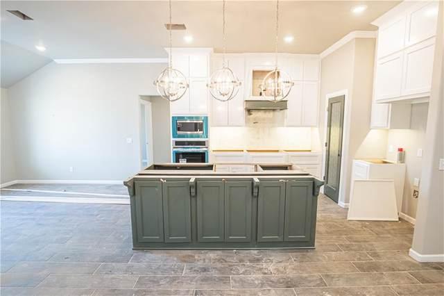 2500 Ryder Drive, Yukon, OK 73099 (MLS #900847) :: Keri Gray Homes