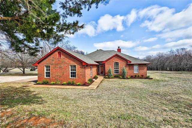 1920 NE Susanna Road, Piedmont, OK 73078 (MLS #900879) :: The Oklahoma Real Estate Group