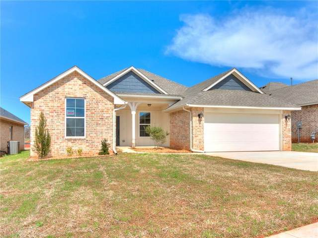 6305 NW 178th Circle, Edmond, OK 73012 (MLS #901045) :: Keri Gray Homes