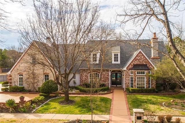 15301 Burning Spring Road, Edmond, OK 73013 (MLS #901287) :: Homestead & Co