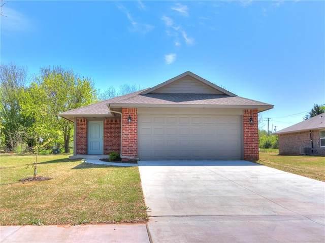 4126 Bonaparte Boulevard, Oklahoma City, OK 73110 (MLS #901291) :: Homestead & Co