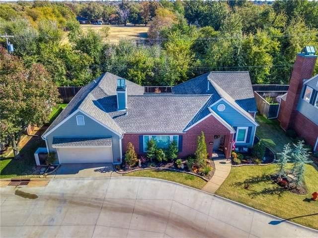 8710 N May Avenue 52C, Oklahoma City, OK 73120 (MLS #901562) :: Erhardt Group at Keller Williams Mulinix OKC
