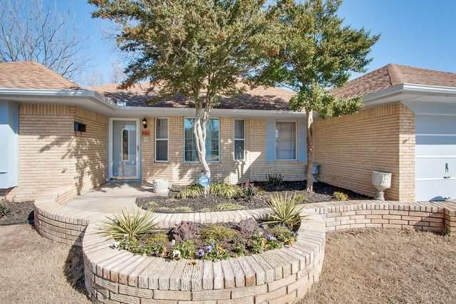 5001 NW 61st Place, Oklahoma City, OK 73122 (MLS #901644) :: Homestead & Co