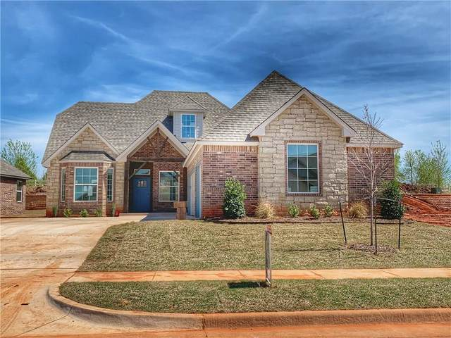 19116 Windy Way Road, Edmond, OK 73012 (MLS #901893) :: Homestead & Co