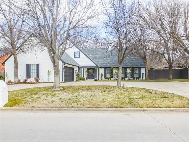 11325 Quail Creek Road, Oklahoma City, OK 73120 (MLS #901901) :: Keri Gray Homes
