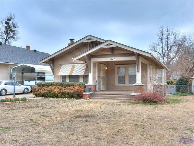 1007 S Hoff Avenue, El Reno, OK 73036 (MLS #901945) :: Homestead & Co