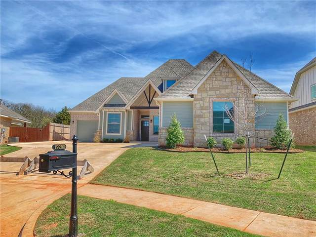 19208 Windy Way Road, Edmond, OK 73012 (MLS #901948) :: Homestead & Co