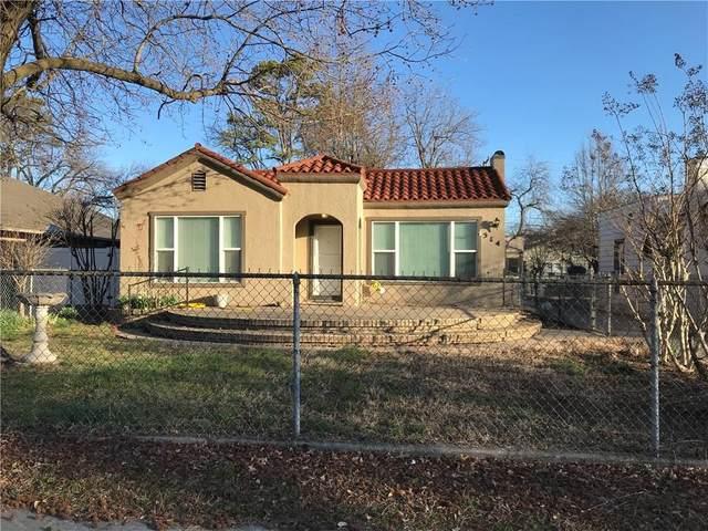 514 W Ford Street, Shawnee, OK 74801 (MLS #902168) :: Homestead & Co