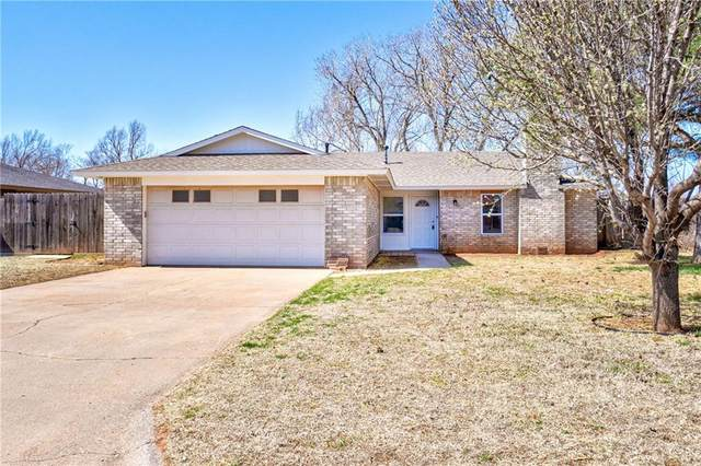 217 Magnolia Avenue, Elk City, OK 73644 (MLS #902468) :: Homestead & Co