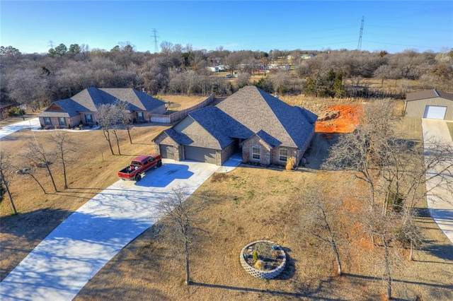 12615 Willow Bay Drive, Oklahoma City, OK 73165 (MLS #902471) :: Homestead & Co