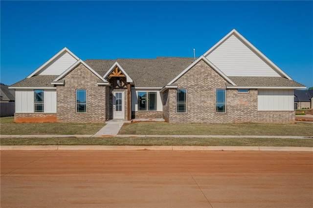 1820 W Blake Court Way, Mustang, OK 73064 (MLS #902595) :: Keri Gray Homes