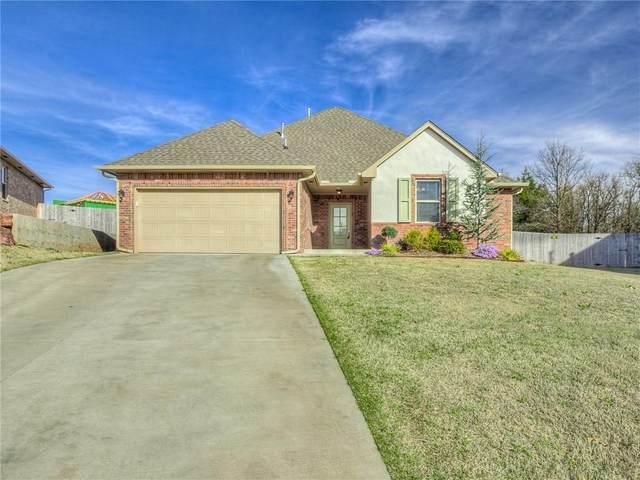 2201 Paraiso Way, Edmond, OK 73034 (MLS #903161) :: Keri Gray Homes