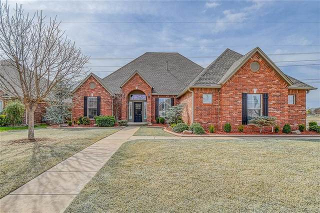 3816 Lorings Road, Norman, OK 73072 (MLS #903369) :: Erhardt Group at Keller Williams Mulinix OKC