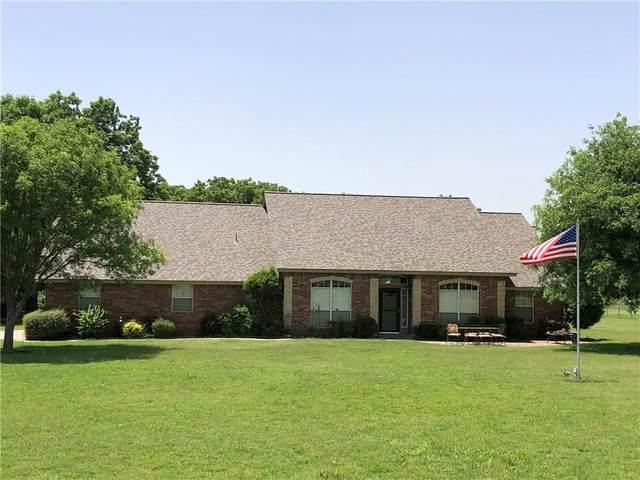 22749 Walnut Creek, Purcell, OK 73080 (MLS #903568) :: Homestead & Co