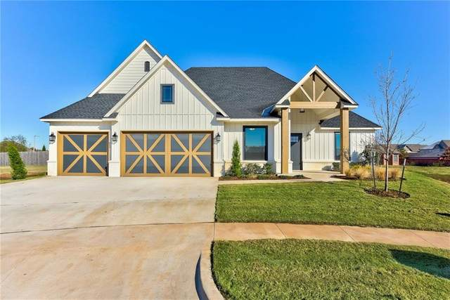 3809 Brenton Circle, Norman, OK 73072 (MLS #903606) :: Homestead & Co
